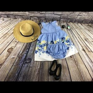 Janie and jack spring dress